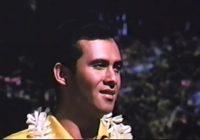 """Ed Kenney Sings """"Sweet Leilani"""""""